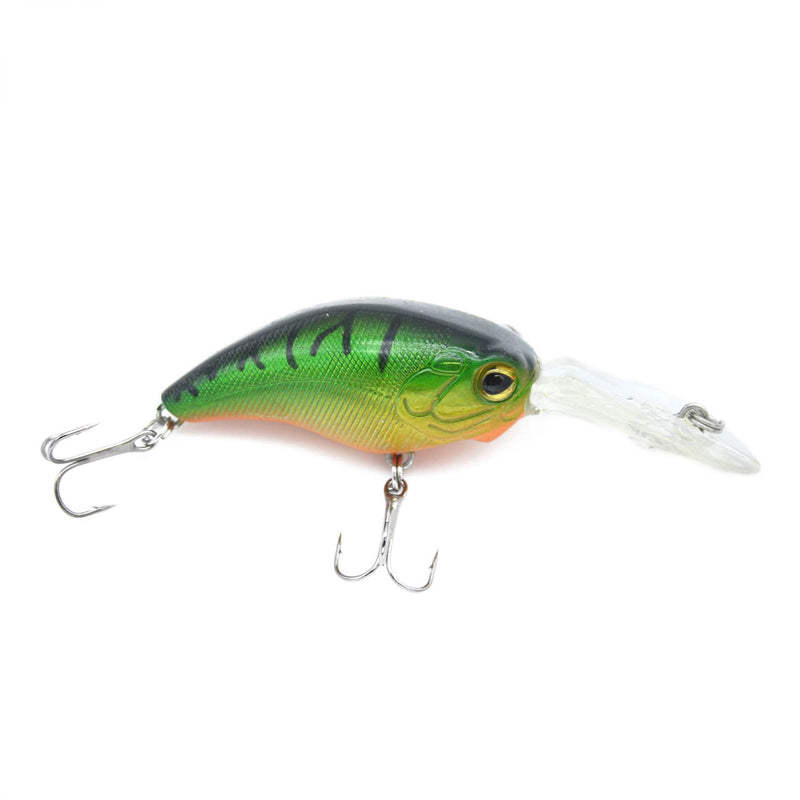 Deep Diver 5,5cm Green Mackerel