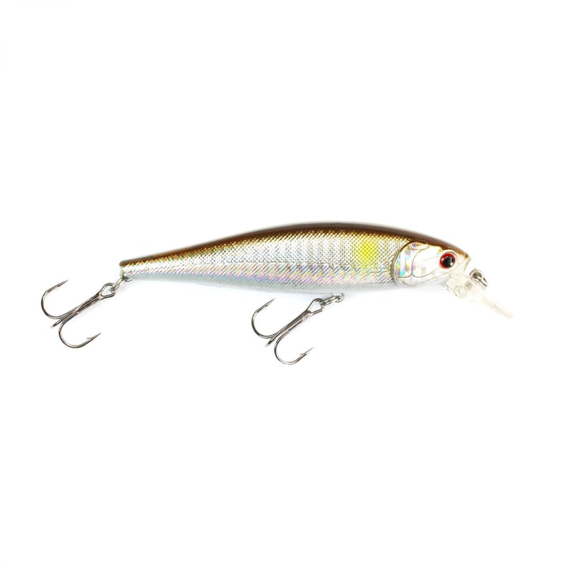 Rolling Shad 10,0cm Chrome Brown