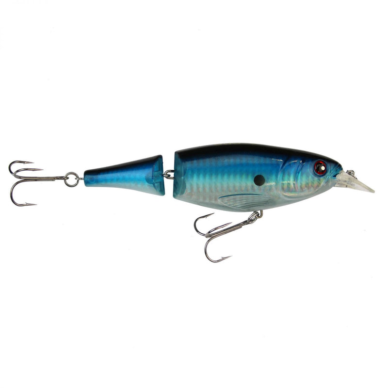 Mad Piker 13,50cm Silver Blue Shiner