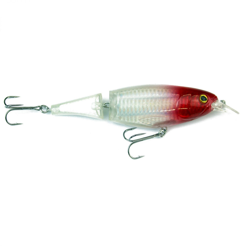 Mad Piker 13,50cm Silver Red Head