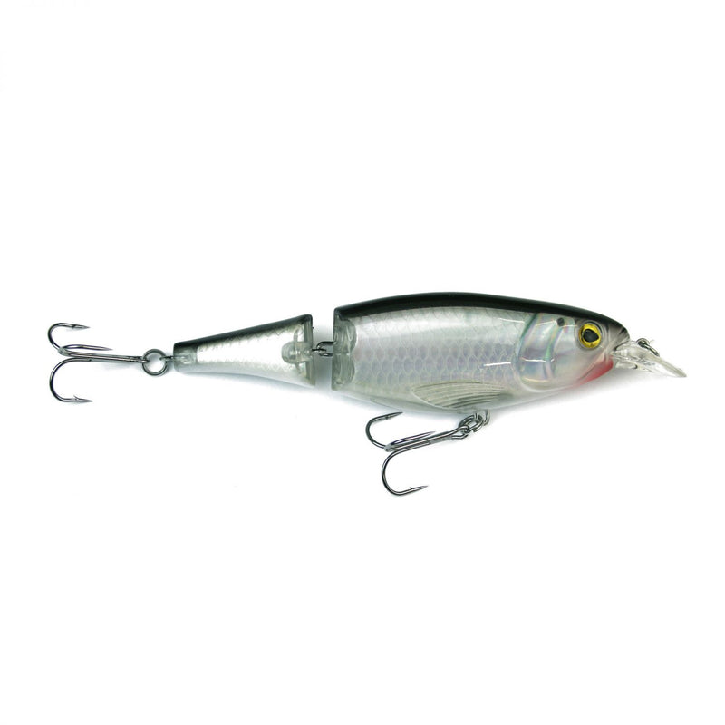 Mad Piker 13,50cm Silver Flash Minnow