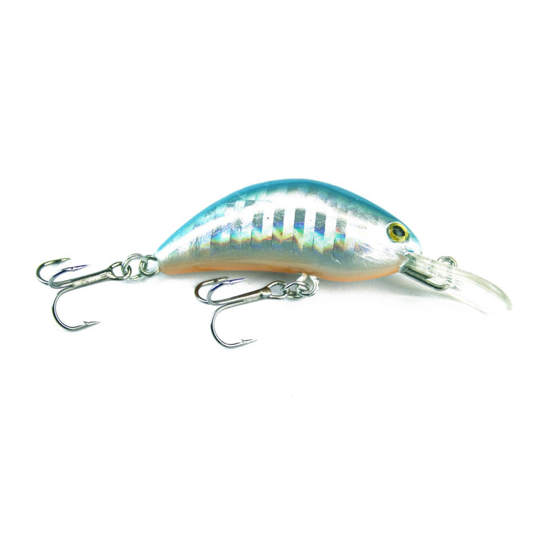 Little Humpy 4,0cm Blue Whitefish