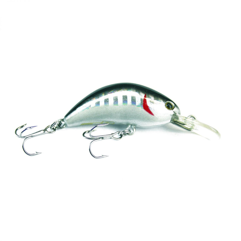 Little Humpy 4,0cm Silver Flash Minnow