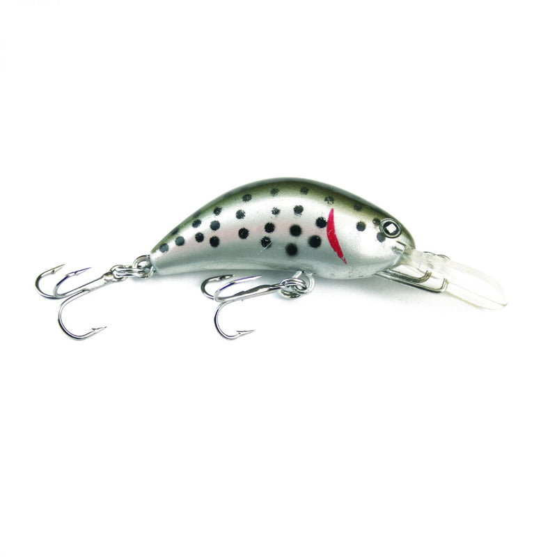 Little Humpy 4,0cm White Sardine