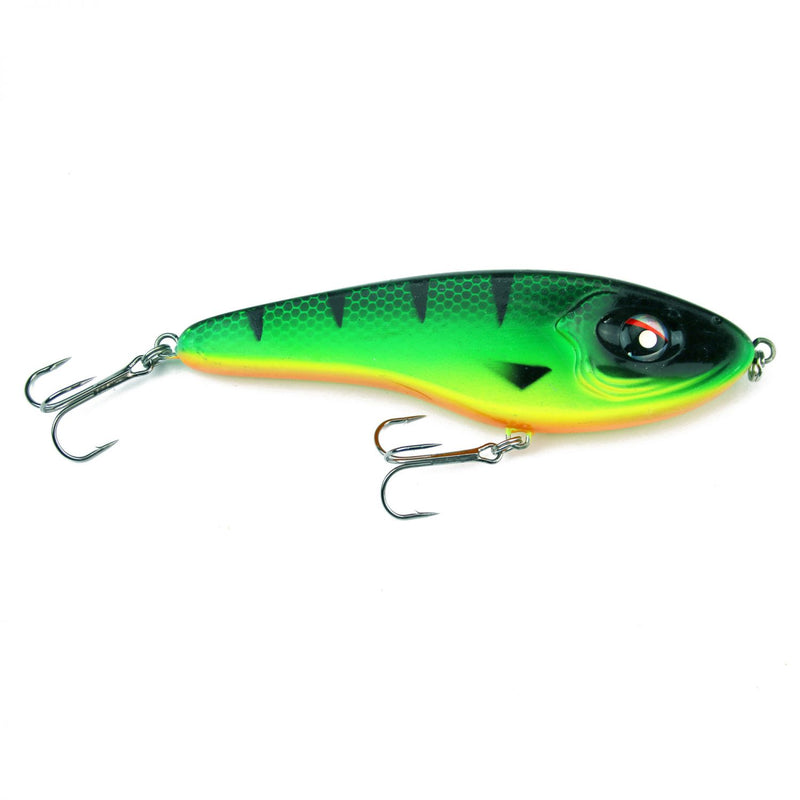 Piker Jerk 13,5cm Yellow Tiger
