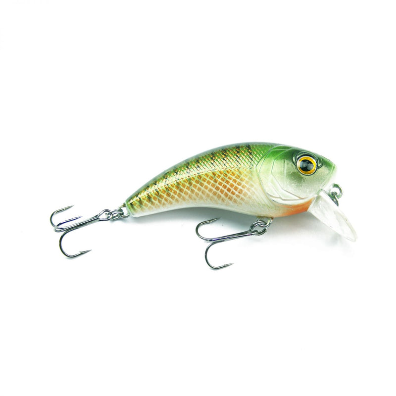 Bad Crankster 8,00cm Green Striper