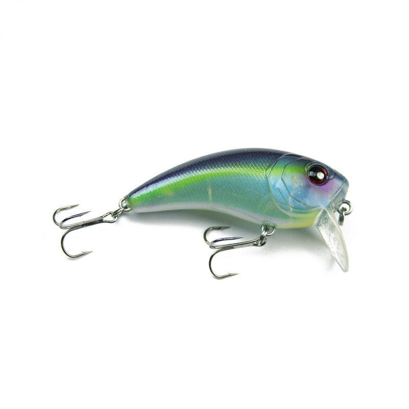 Bad Crankster 8,00cm Blue Violett Shiner