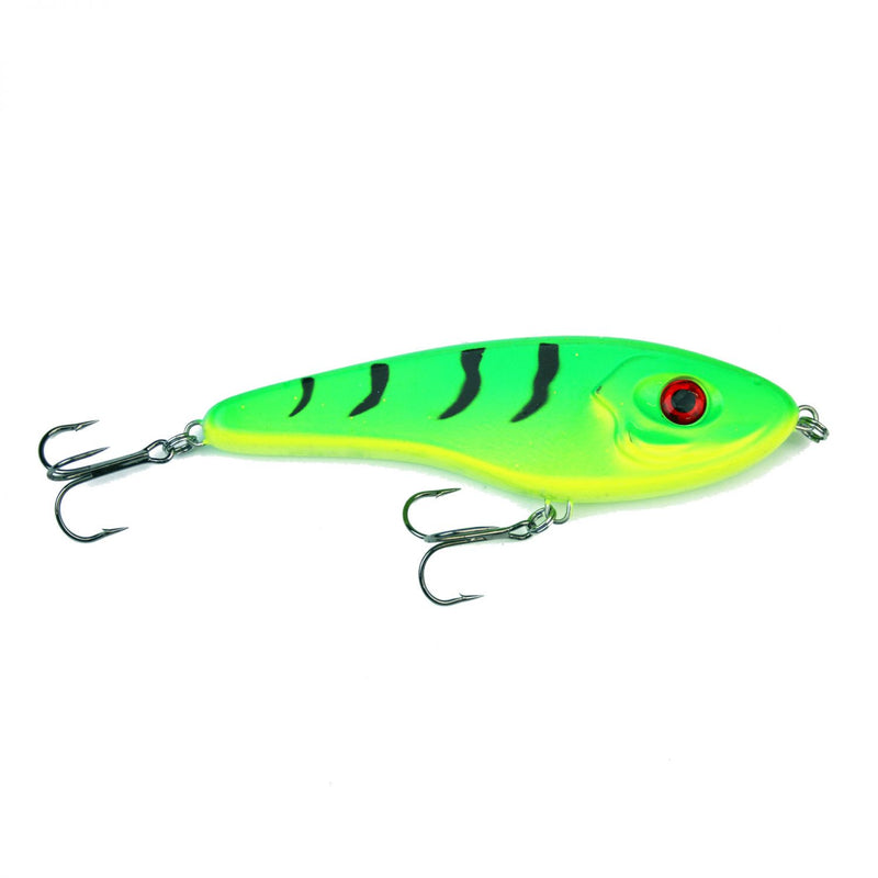 Piker Jerk Junior 11,5cm Chartreuse Tiger