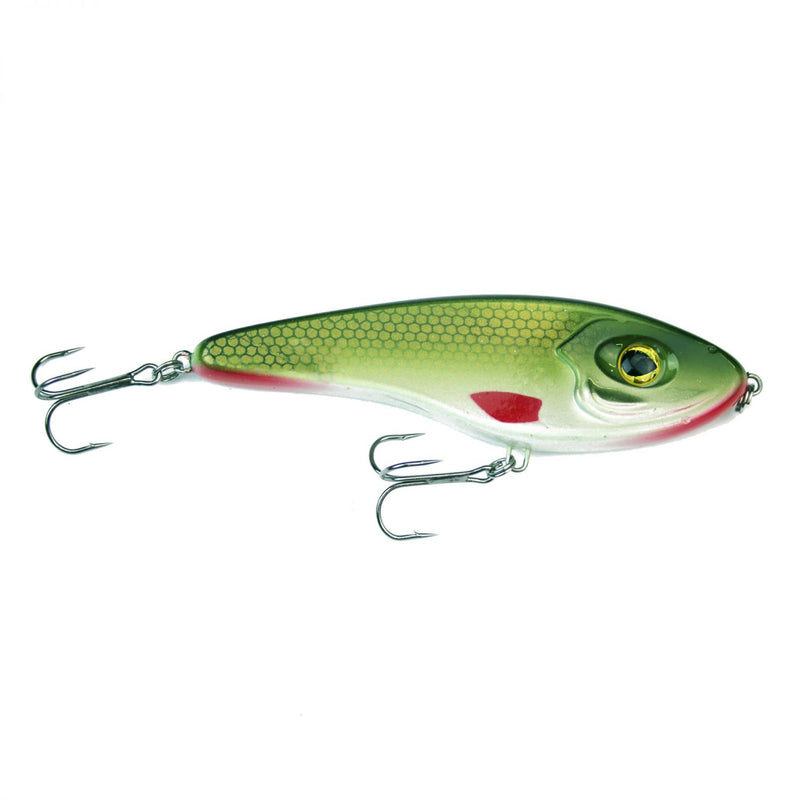 Piker Jerk Junior 11,5cm Green Shadow