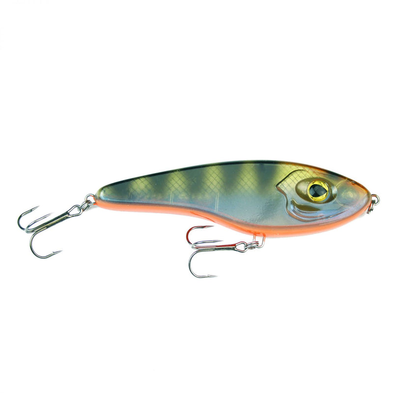 Piker Jerk Junior 11,5cm Peanut Perch