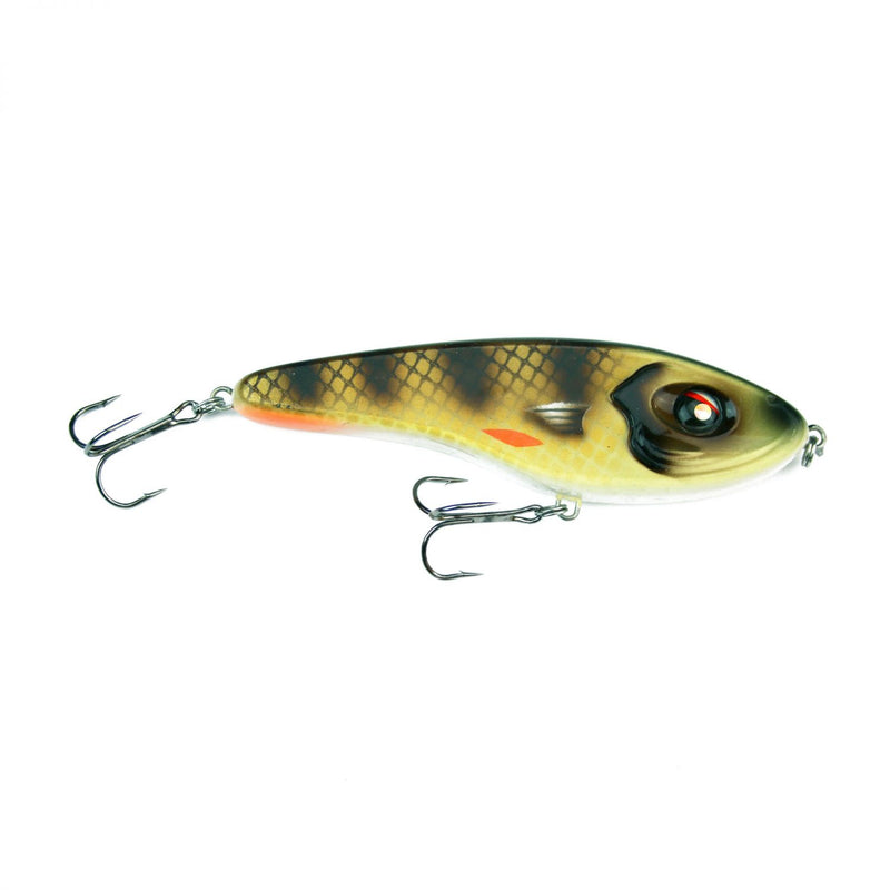 Piker Jerk Junior 11,5cm Brown Perch