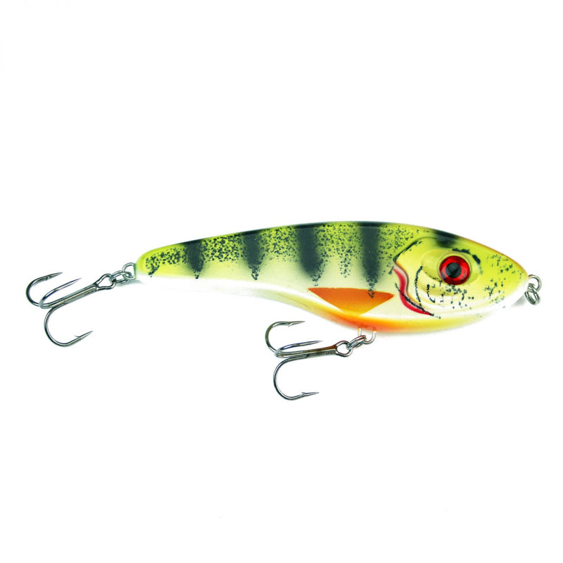Piker Jerk Junior 11,5cm Green Stickleback