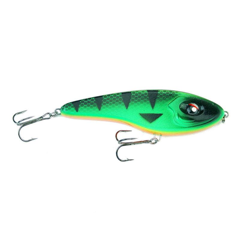 Piker Jerk Junior 11,5cm Yellow Tiger