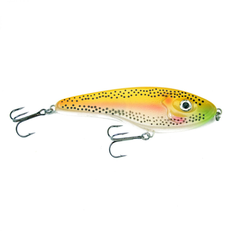 Piker Jerk Junior 11,5cm Gold Trout