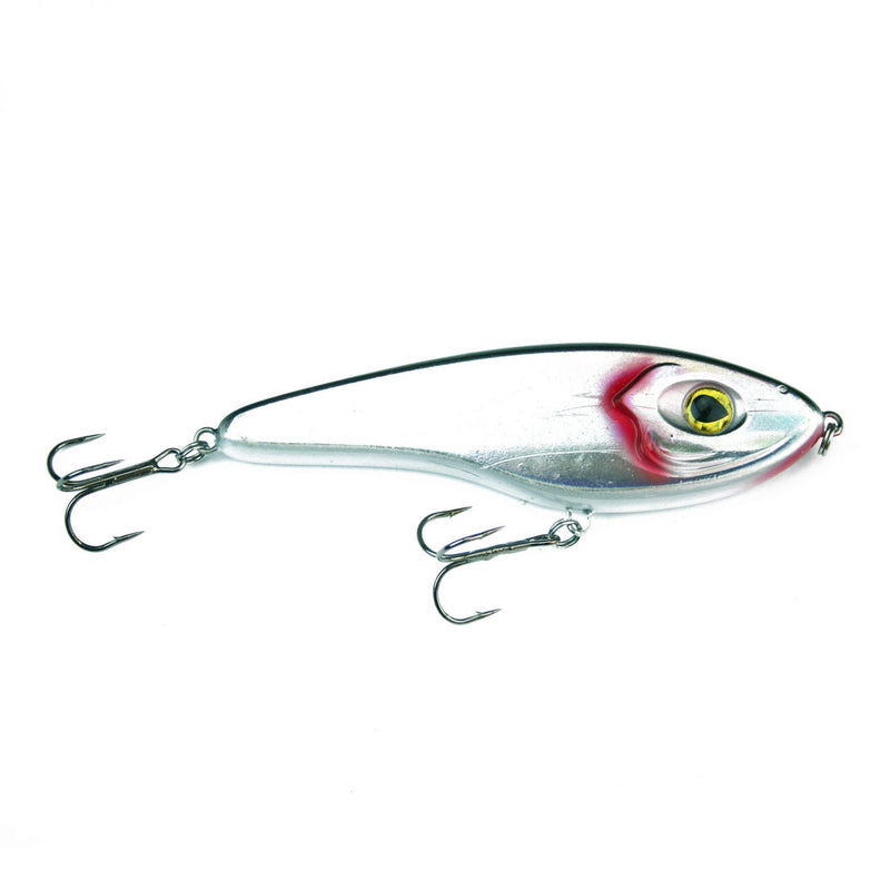 Piker Jerk Junior 11,5cm Silver Flash Minnow