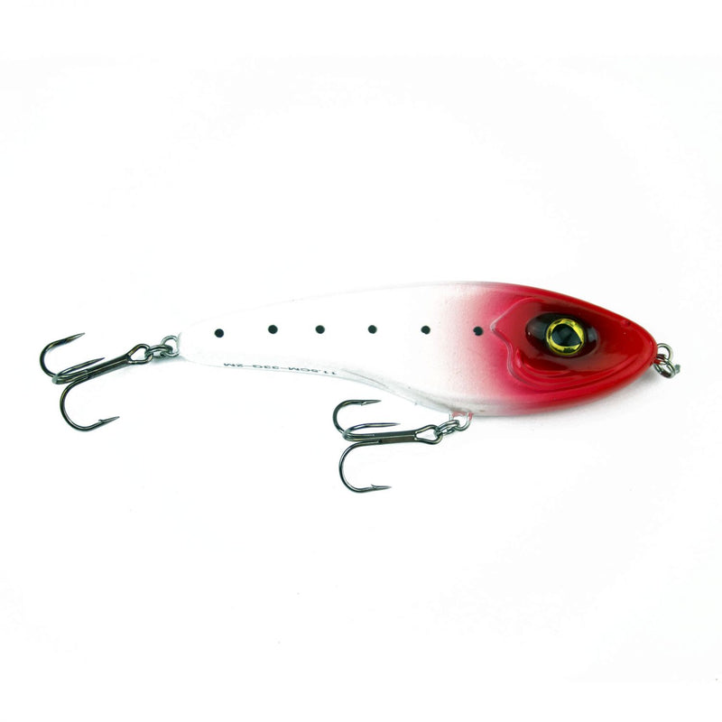 Piker Jerk Junior 11,5cm Red Head Sardine