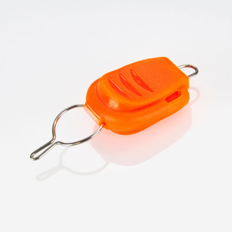 Reel Line Clip orange