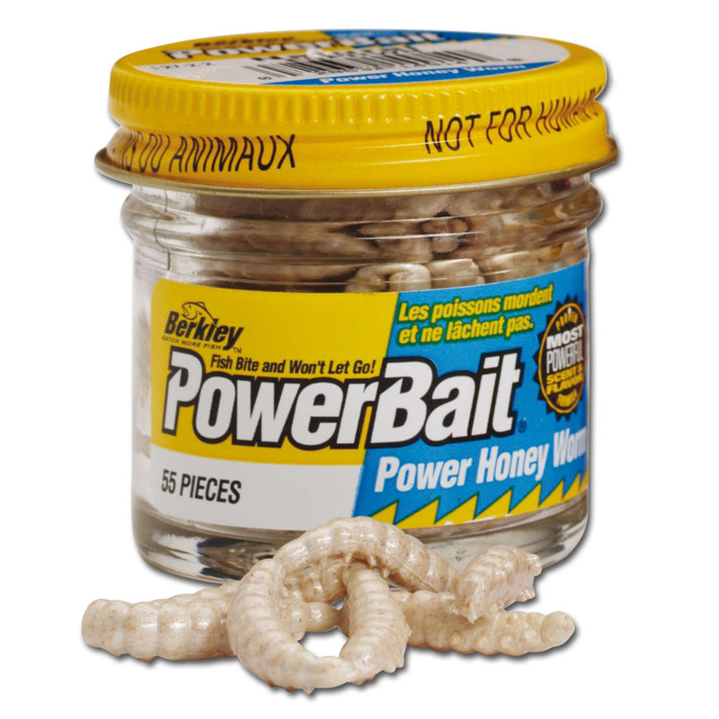 Powerbait Power Honey Maggot Bienenmaden natur