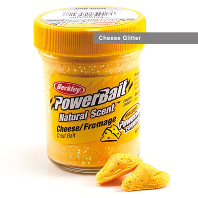 Berkley Powerbait Natural Scent Trout Bait Glitter