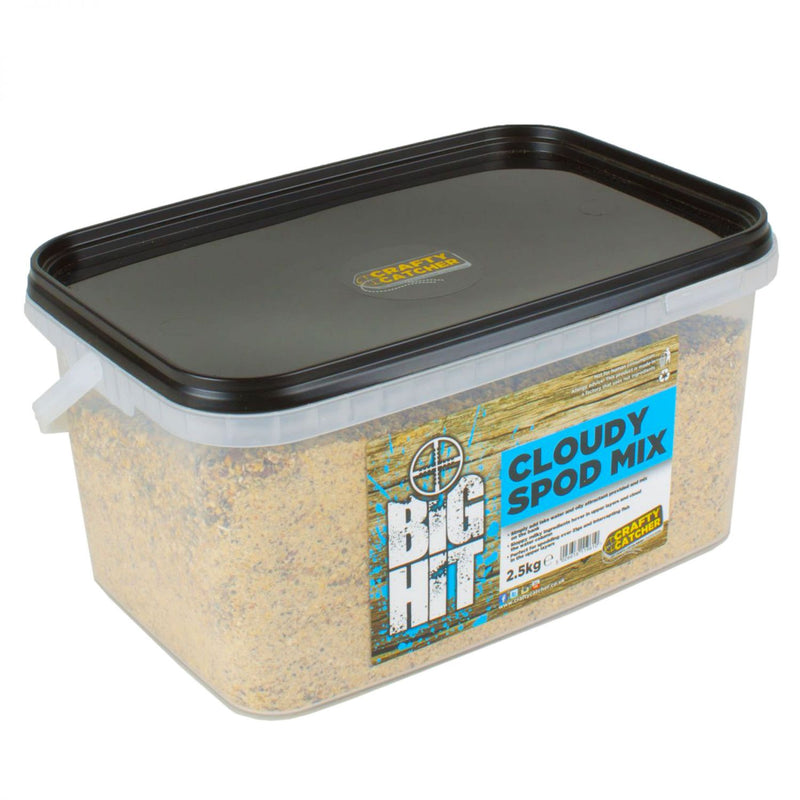 Big Hit Mixes Cloudy Spod Mix (Dry) 2,5kg