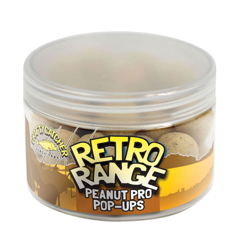 Retro Range Peanut Pro Pop Up 15mm