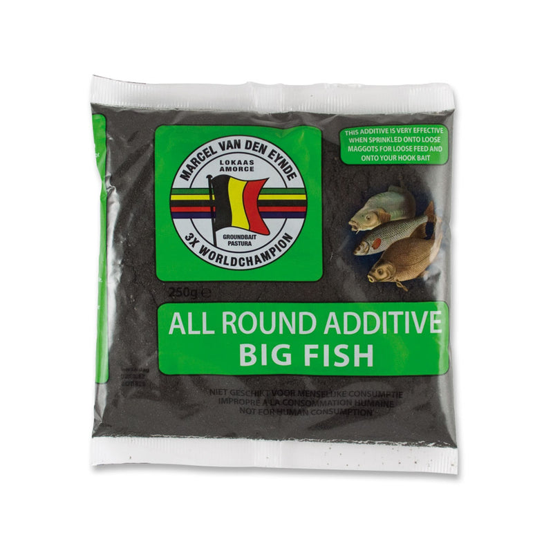 Additive Pulverlockstoff Allround Big Fish 250g