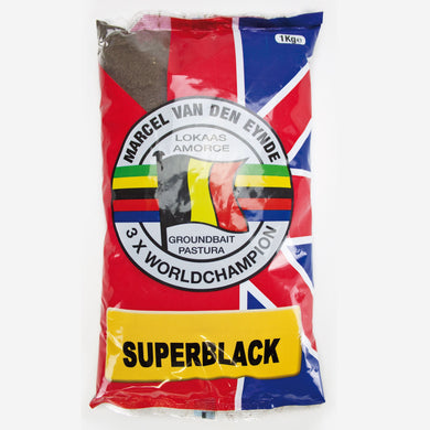 Groundbait Superblack 1kg