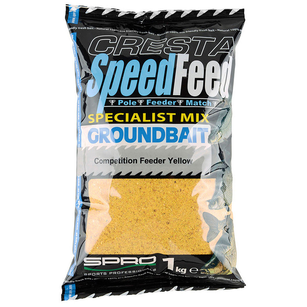 SPRO Cresta Speedfeed Groundbait
