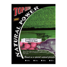 Ladda upp bild till gallerivisning, Natural Power Boilies Sonderedition 20mm Tropical-Nut 3kg