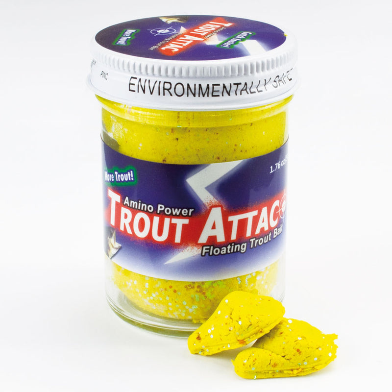 Amino Trout Attac Forellenteig schwimmend Luminous