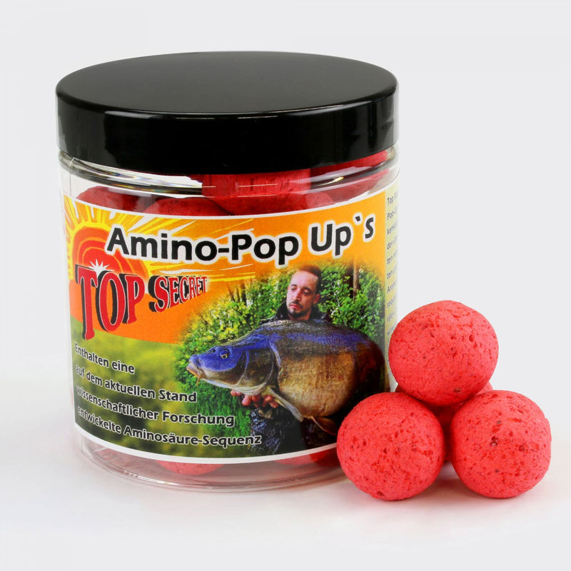 Carp Dream Pop Up Boilies 20mm Süße Walderdbeere 100g