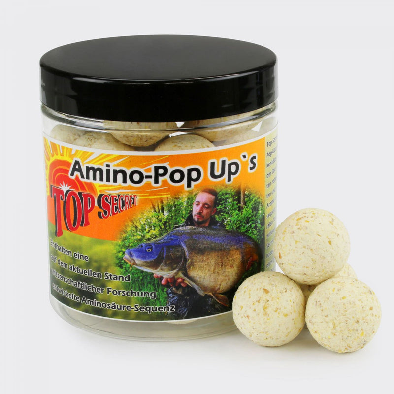 Carp Dream Pop Up Boilies 20mm Butter- Vanille 100g