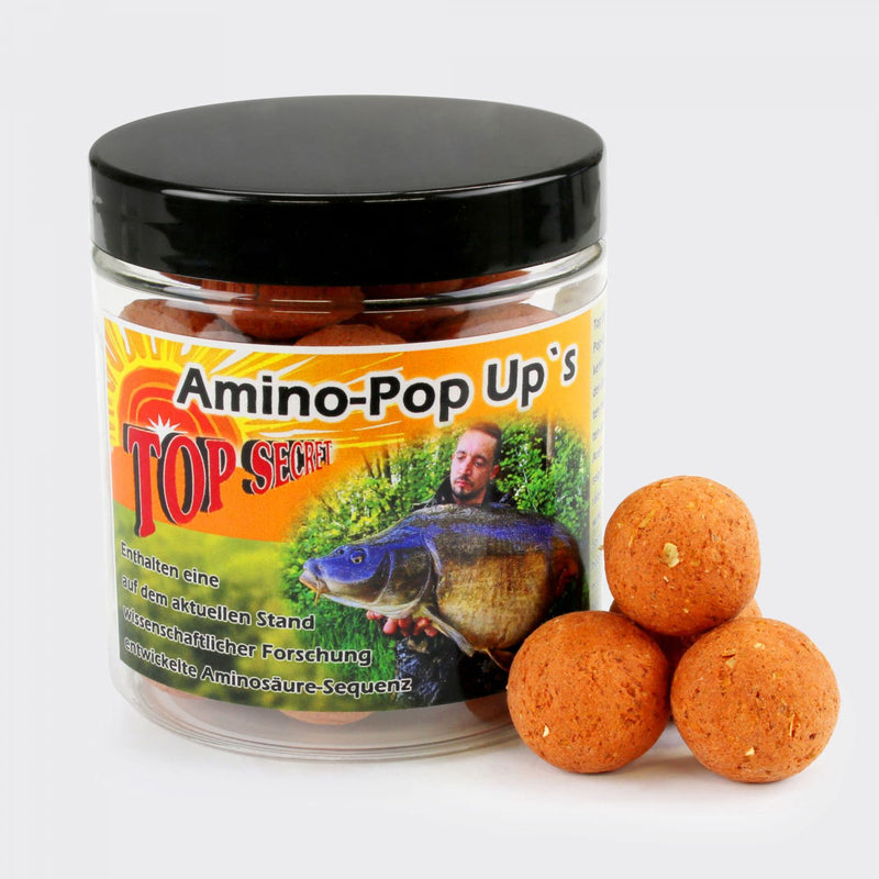 Carp Dream Pop Up Boilies 20mm Tigernuss/Birdfood 100g