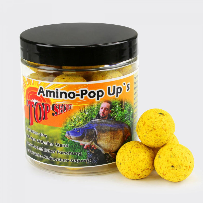 Carp Dream Pop Up Boilies 20mm Banane/Fisch 100g