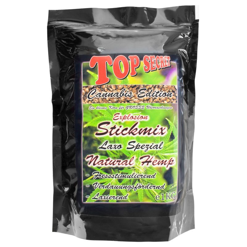 Top Secret Cannabis-Edition Stickmix 1Kg