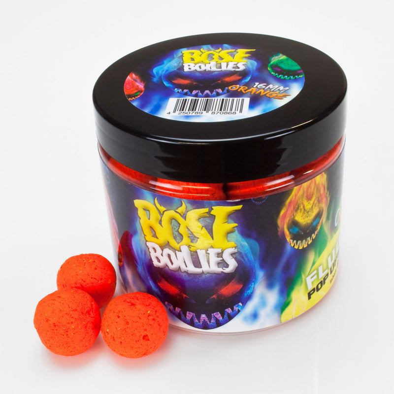 Böse Boilies Fluo Pop Ups 16mm Blazing Orange