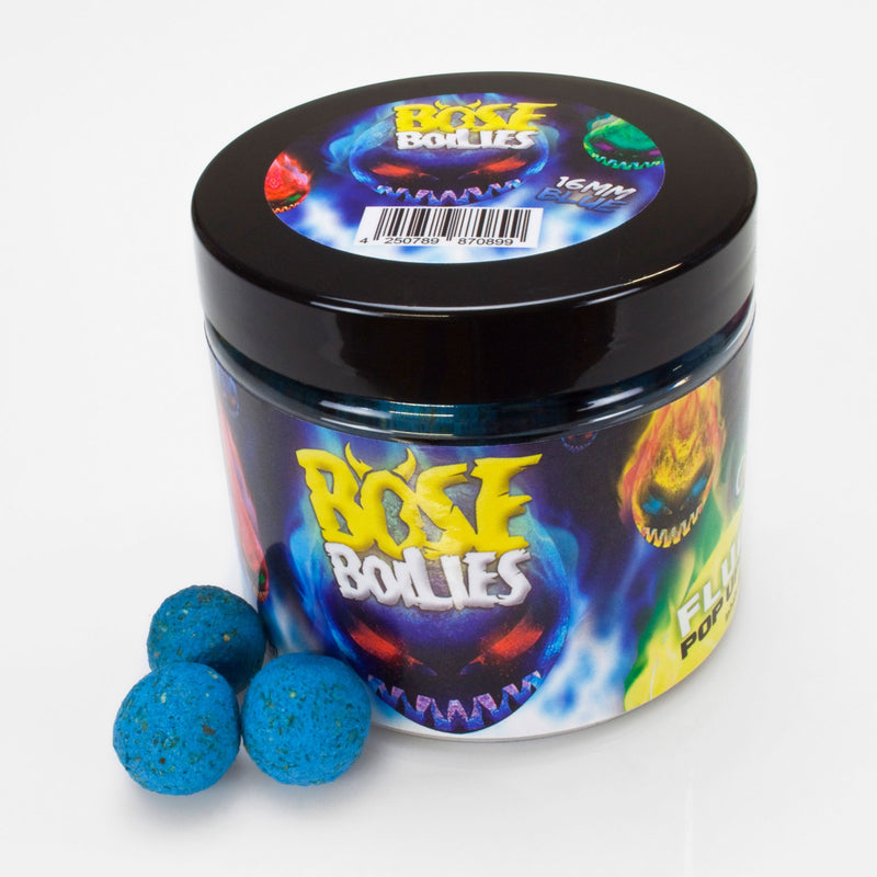 Böse Boilies Fluo Pop Ups 16mm Blazing Blue (blau)