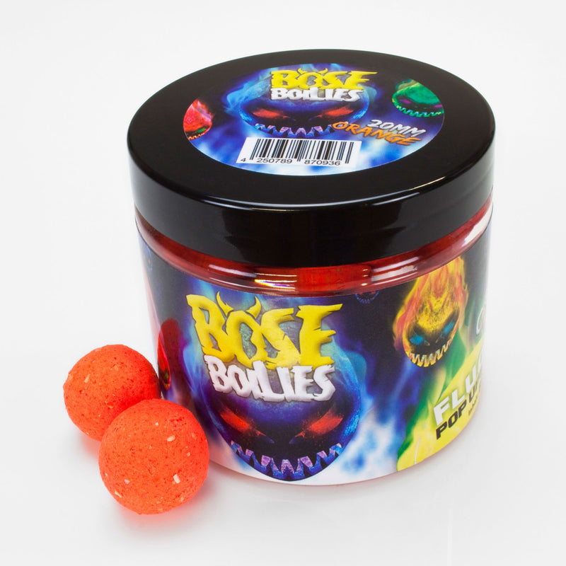 Böse Boilies Fluo Pop Ups 20mm Blazing Orange