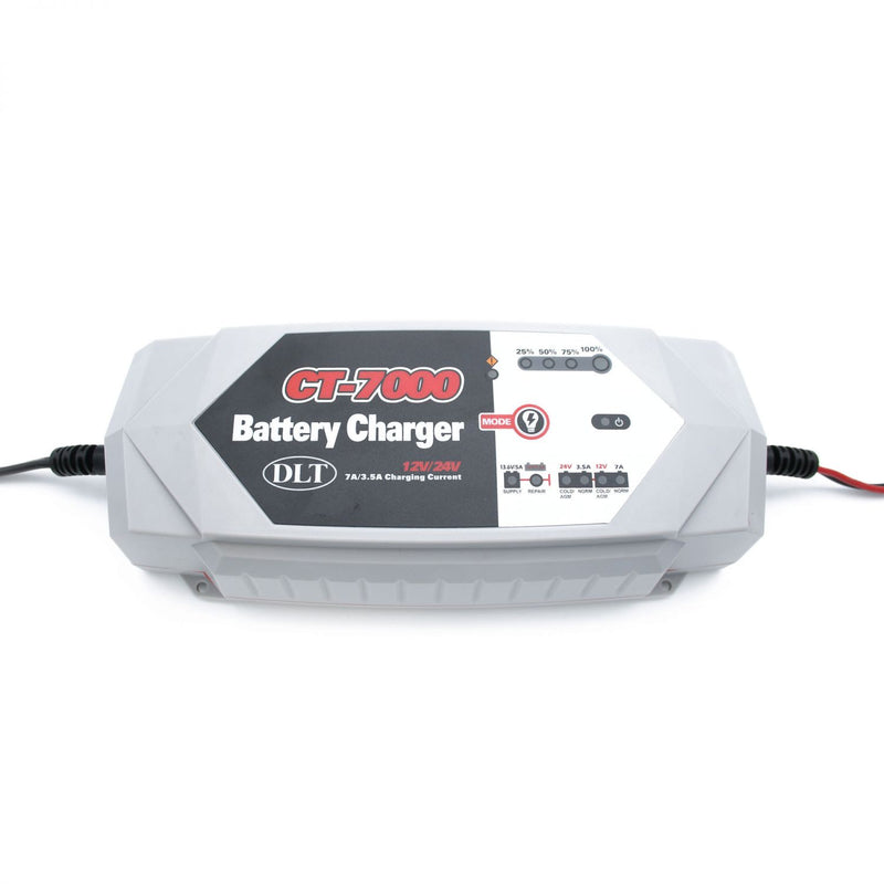 CT-7000 Battery Charger 12/24V