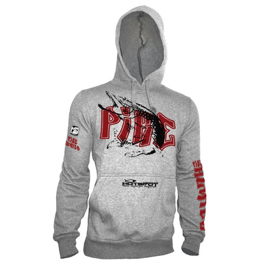 Hotspot Design Sweat-Shirt Pike Hunter