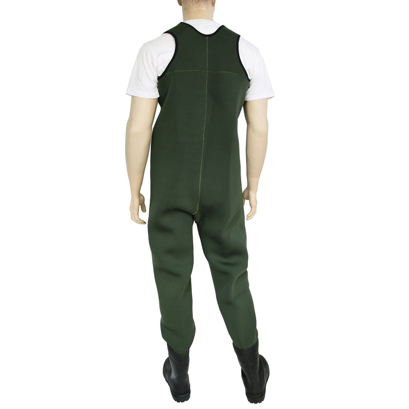 Roy Fishers Water Bug Neopren Boot Foot Waders Med Støvle