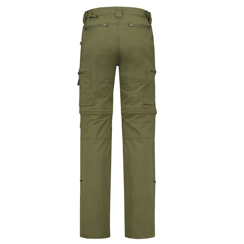 Mekong Zip Off Trousers Gr.