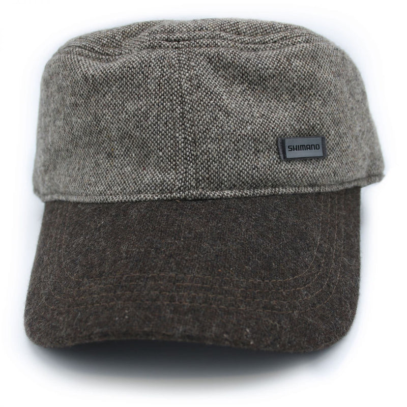 Tweed  Work Cap Brown (59YCA076P2F)