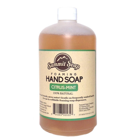 Citrus & Mint Foaming Hand Soap (32 oz.)