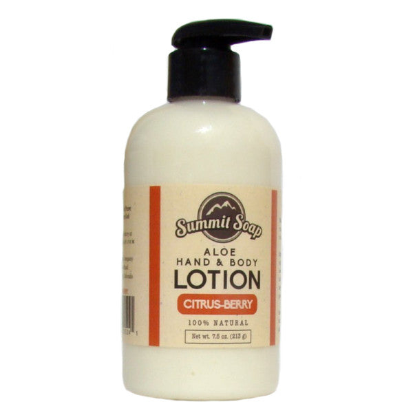 Citrus & Berry Aloe Hand & Body Lotion (7.5 oz.)