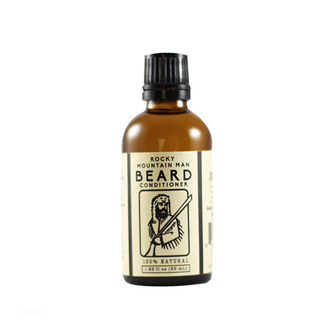 Rocky Mountain Man Beard Oil