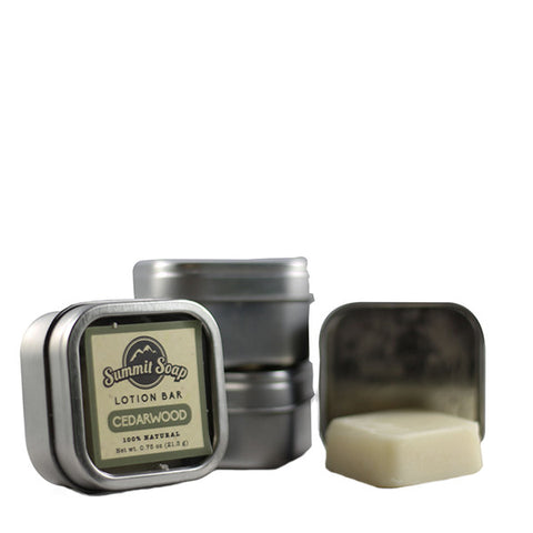 Cedarwood Lotion Bar (0.75 oz.)