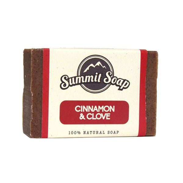 Cinnamon & Clove Soap Bar (4 oz.)