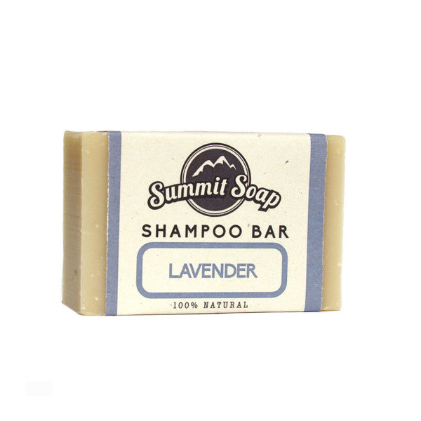 Lavender Shampoo Bar (4 oz.)