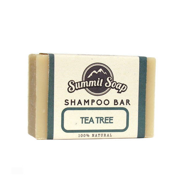 Tea Tree Shampoo Bar (4 oz.)